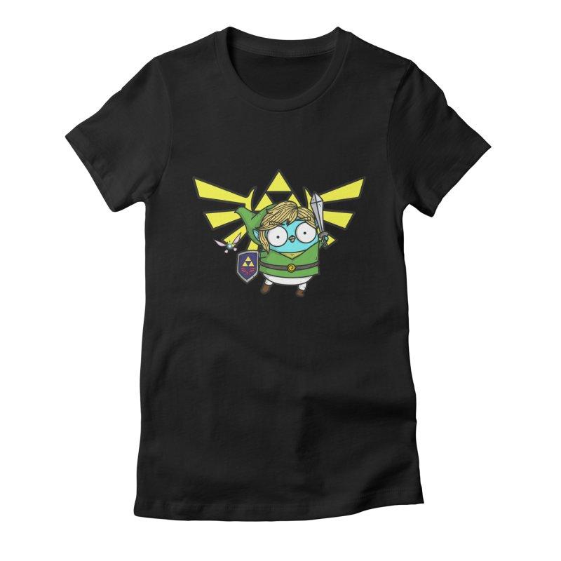 Legendary Gopher Women's T-Shirt by Women Who Go