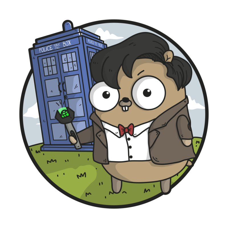 Doctor Gopher by Women Who Go
