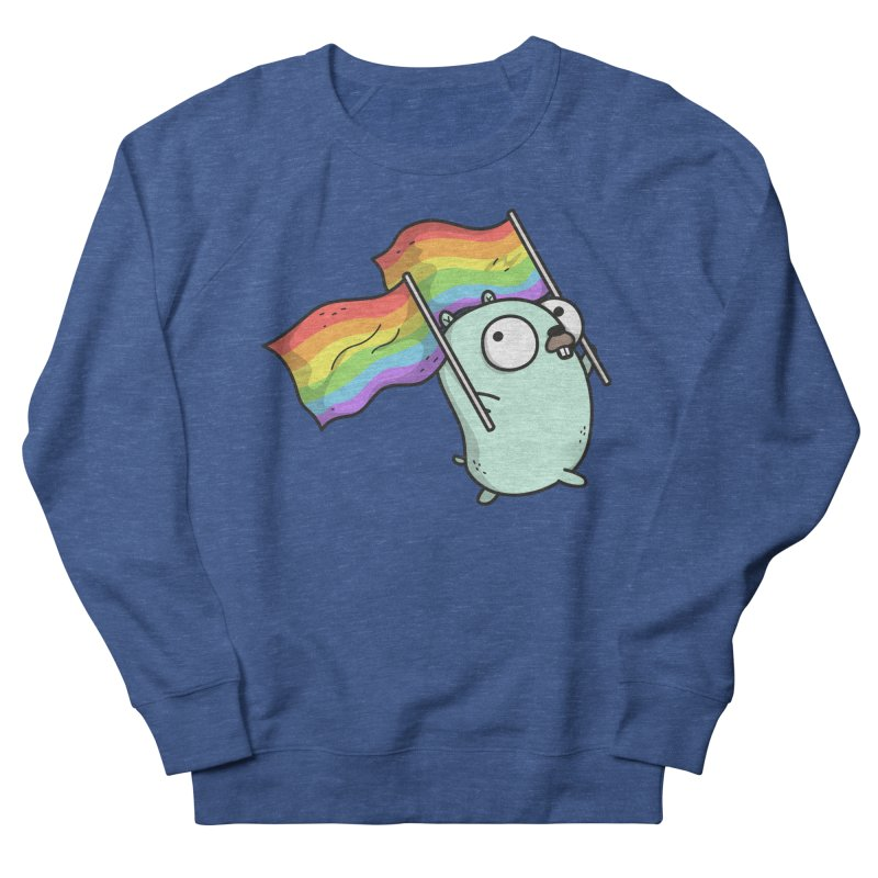Gopher Pride Men's Sweatshirt by Women Who Go