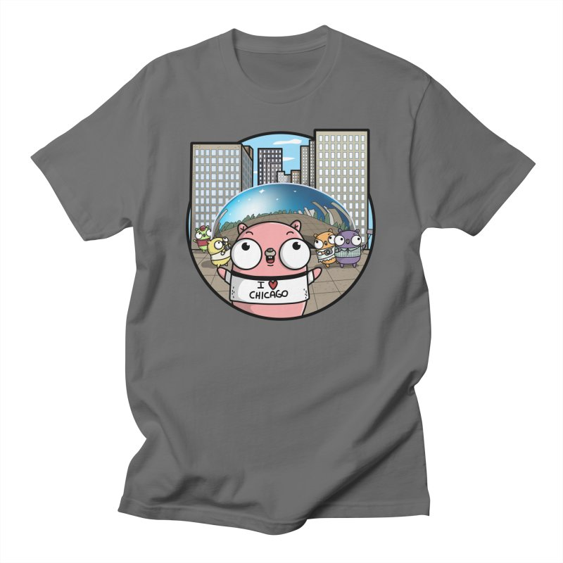 Chicago Men's T-Shirt by Women Who Go