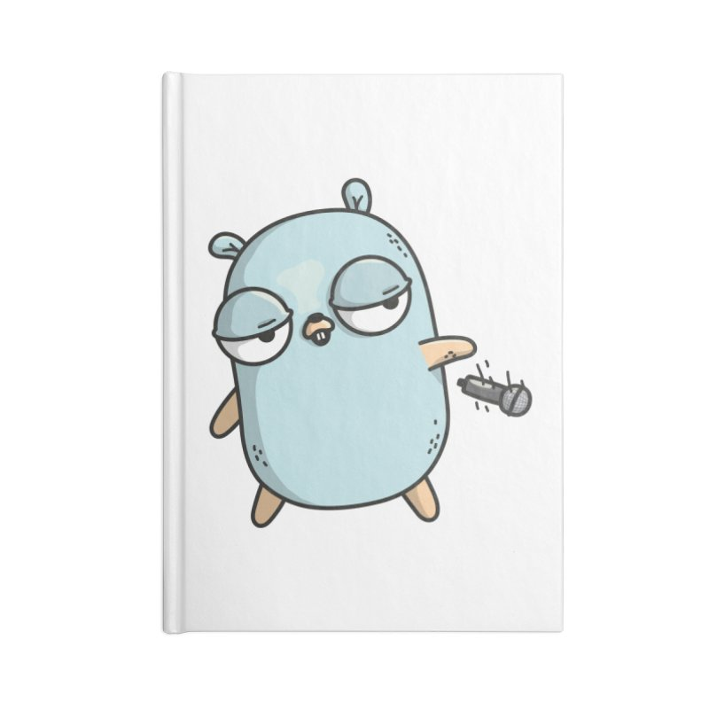 Gopher Drop Accessories Notebook by Women Who Go