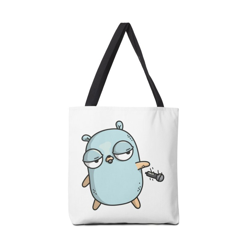 Gopher Drop Accessories Bag by Women Who Go
