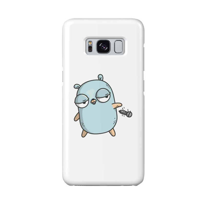 Gopher Drop Accessories Phone Case by Women Who Go