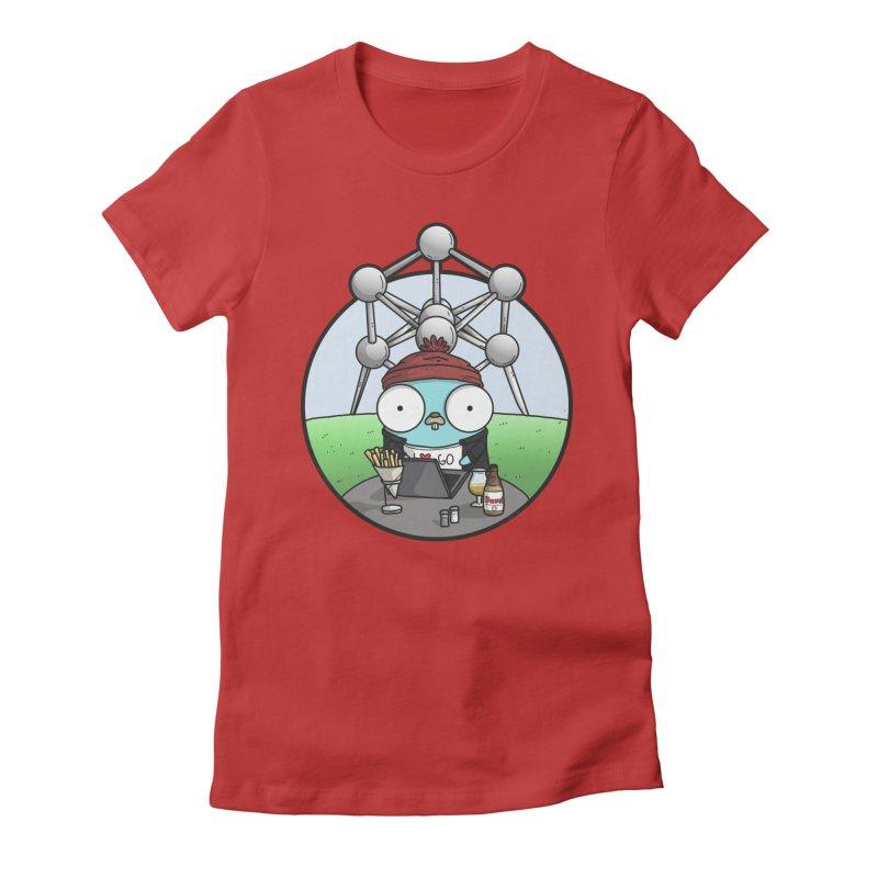 Belgium Women's T-Shirt by Women Who Go