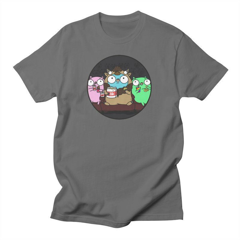 GoBuffalo Men's T-Shirt by Women Who Go
