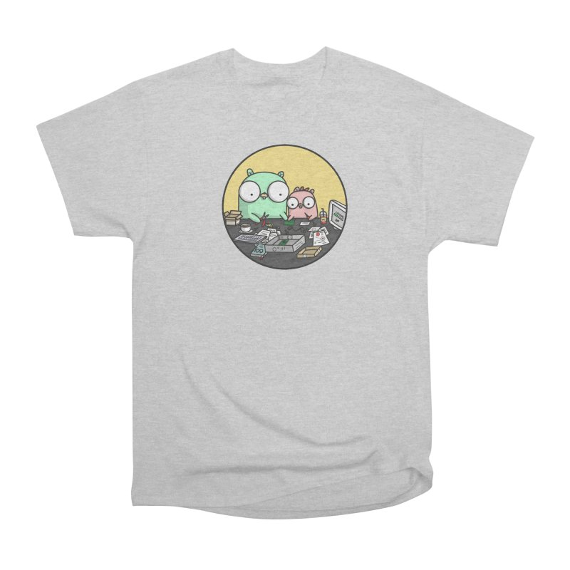 Father & Daughter Gopher Men's T-Shirt by Women Who Go