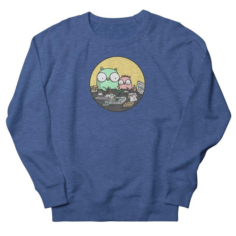 Father & Daughter Gopher Men's Sweatshirt by Women Who Go