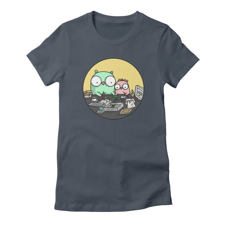 Father & Daughter Gopher Women's T-Shirt by Women Who Go