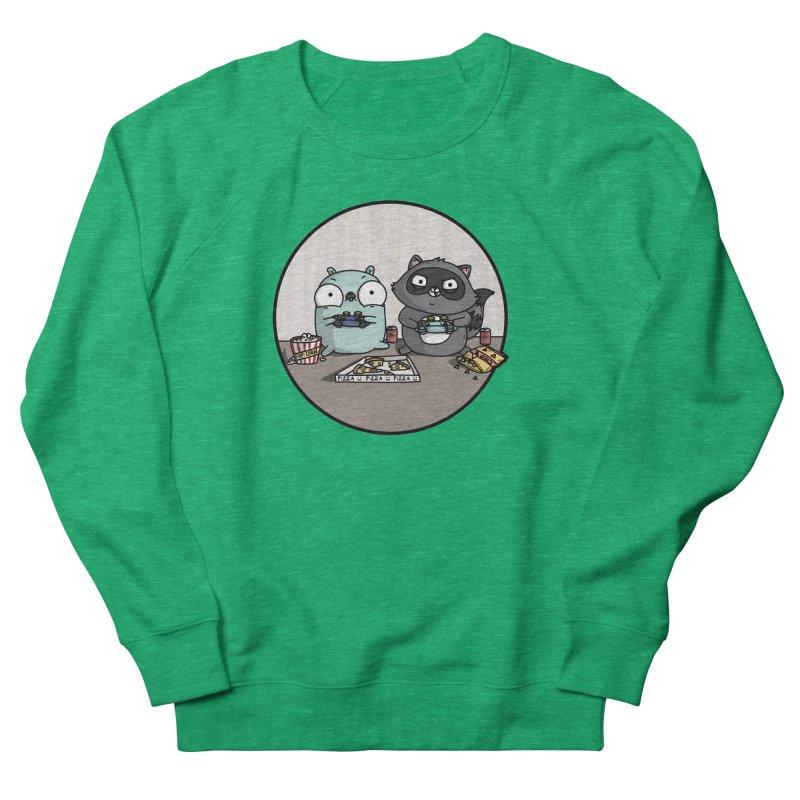 Gaming Gopher Women's Sweatshirt by Women Who Go
