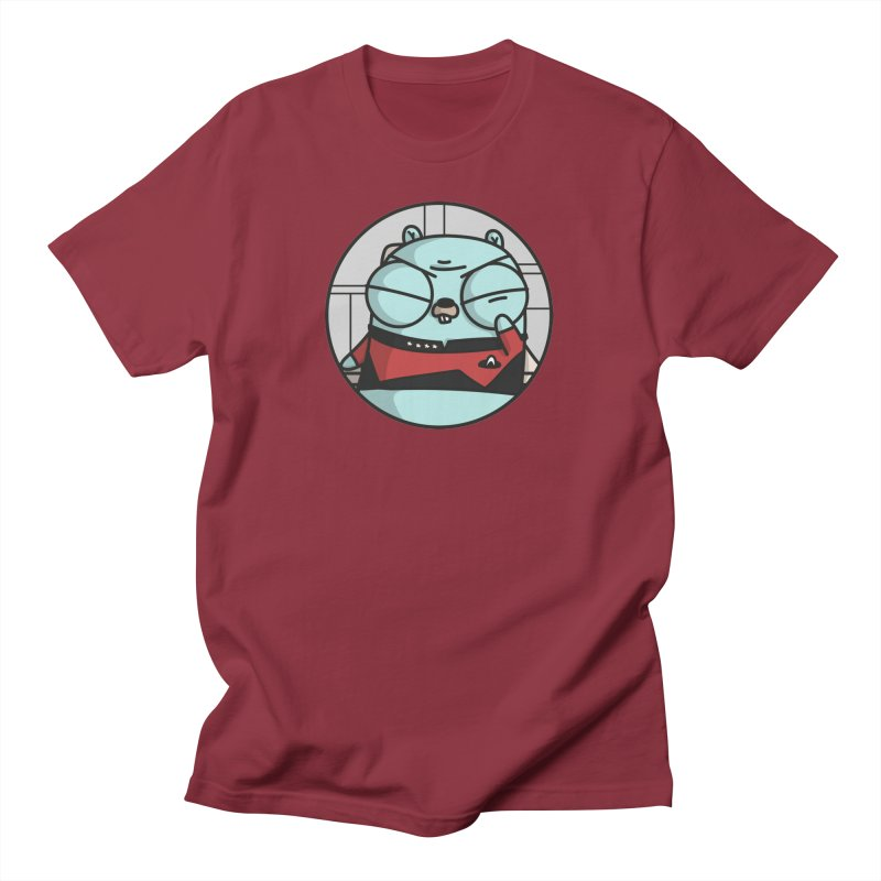 Facepalm Gopher Men's T-Shirt by Women Who Go