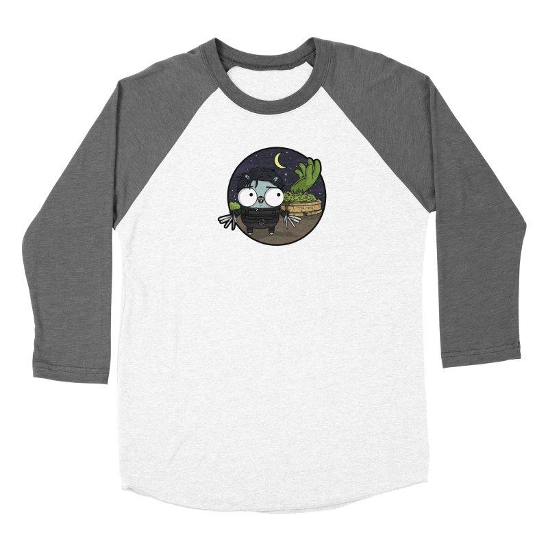 Edward Gopher Women's Longsleeve T-Shirt by Women Who Go