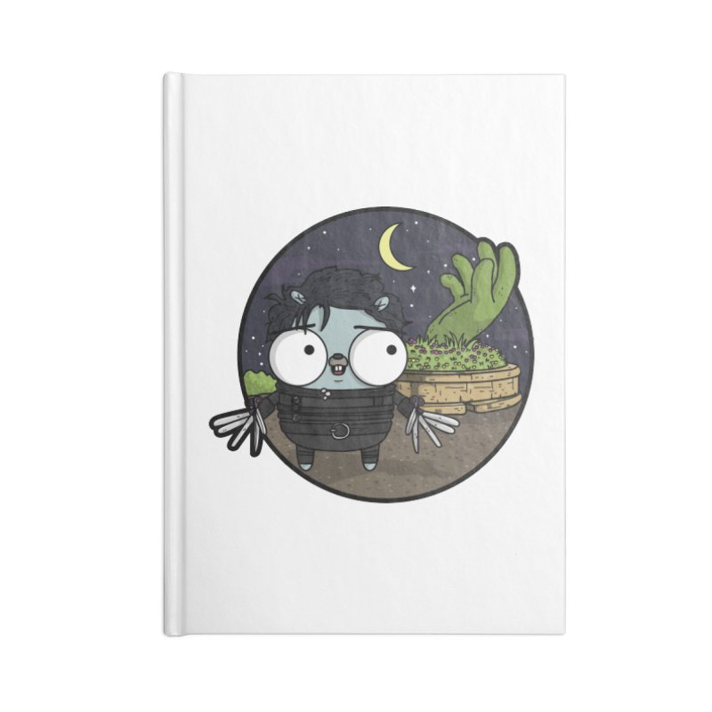 Edward Gopher Accessories Blank Journal Notebook by Women Who Go