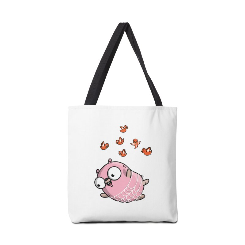 Fly Away With Me Gopher Accessories Bag by Women Who Go