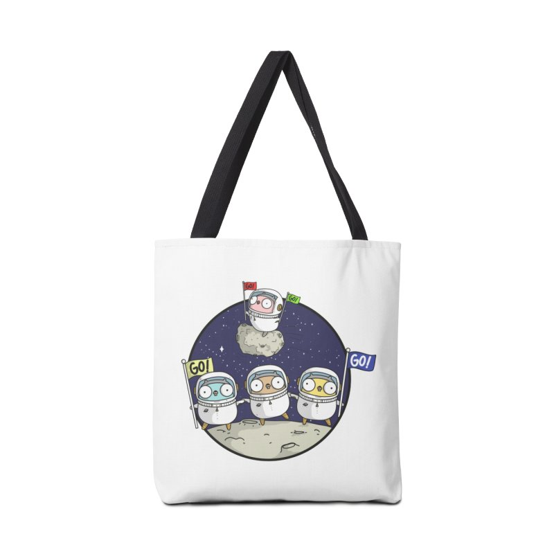 Space Gophers Accessories Bag by Women Who Go