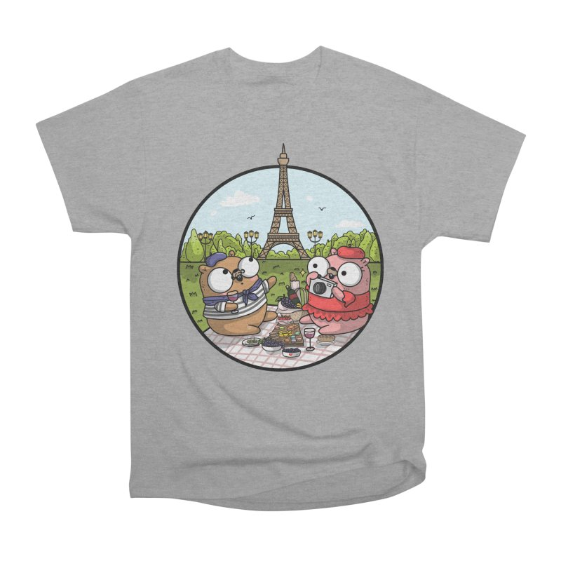 French Gophers Men's Heavyweight T-Shirt by Women Who Go