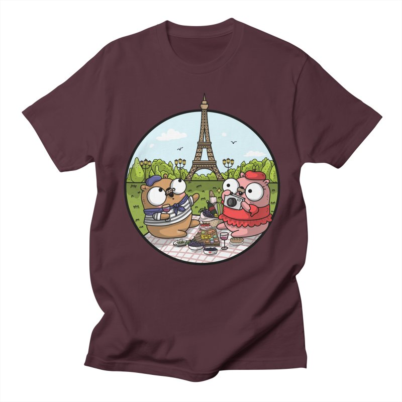 French Gophers Men's Regular T-Shirt by Women Who Go
