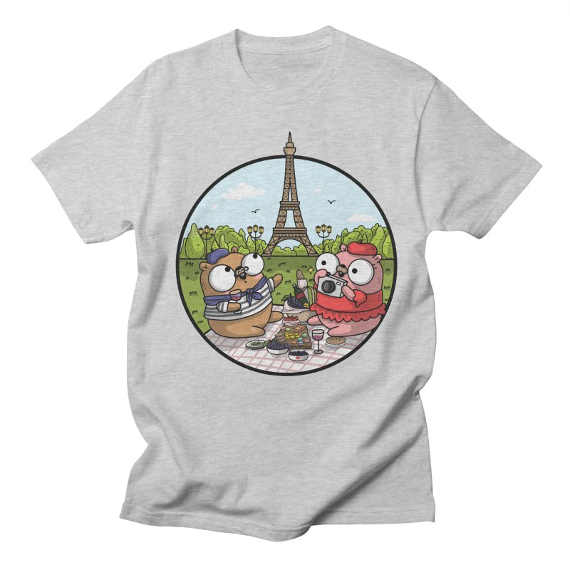 French Gophers Women's Regular Unisex T-Shirt by Women Who Go