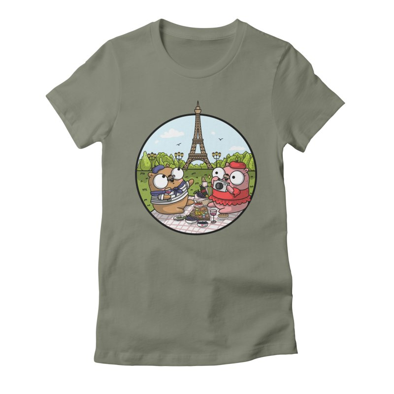French Gophers Women's T-Shirt by Women Who Go