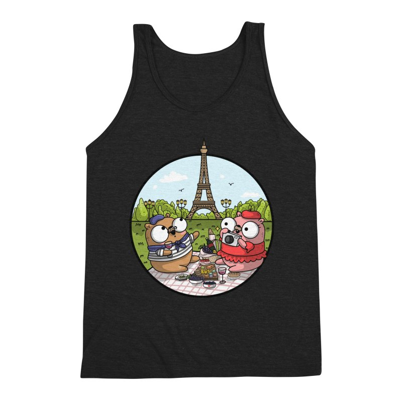 French Gophers Men's Tank by Women Who Go