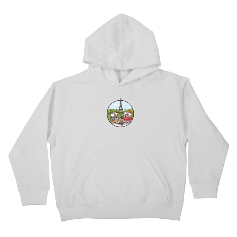 French Gophers Kids Pullover Hoody by Women Who Go
