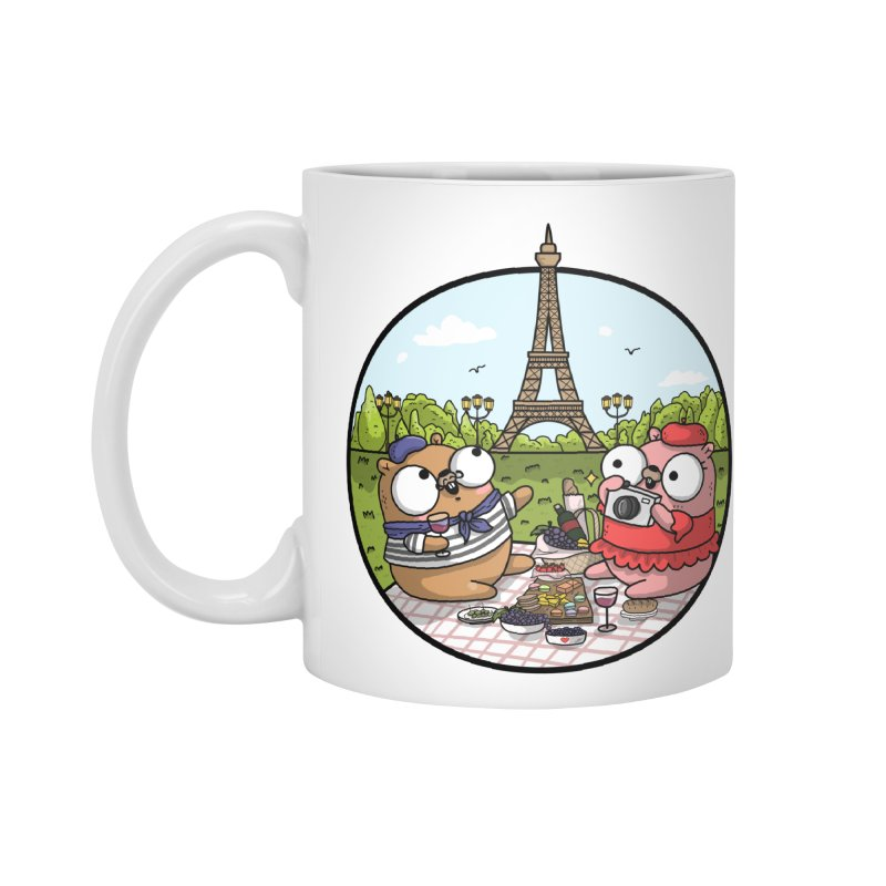 French Gophers Accessories Mug by Women Who Go