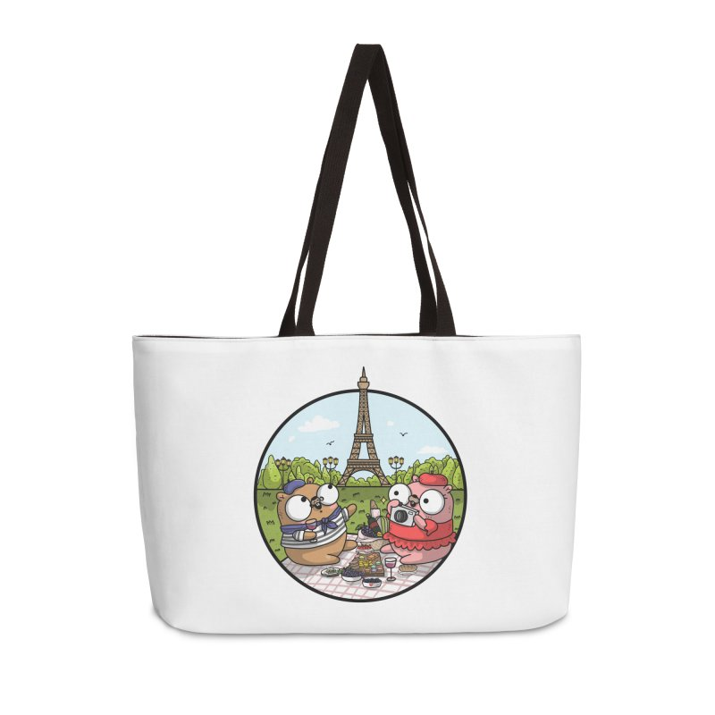 French Gophers Accessories Bag by Women Who Go