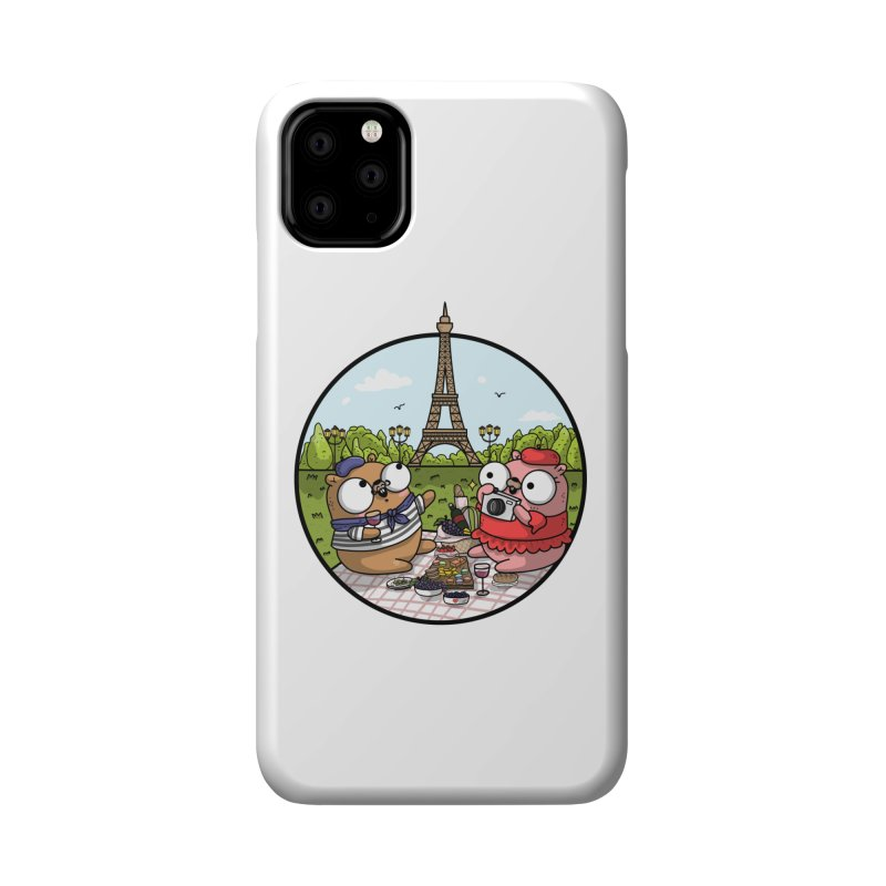 French Gophers Accessories Phone Case by Women Who Go