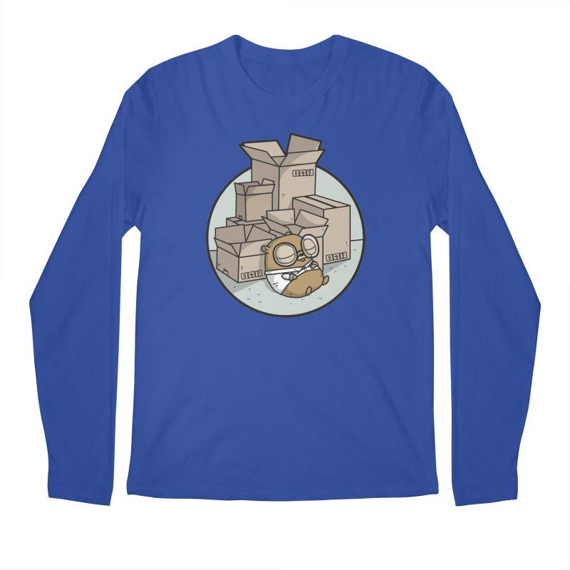 Go Packages Men's Regular Longsleeve T-Shirt by Women Who Go