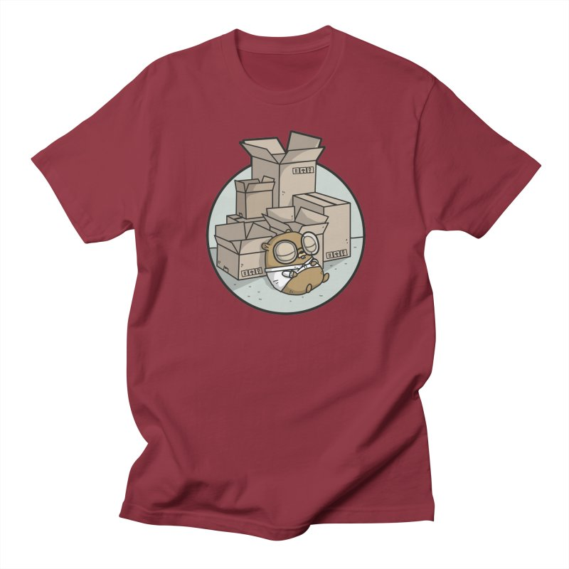 Go Packages Men's Regular T-Shirt by Women Who Go