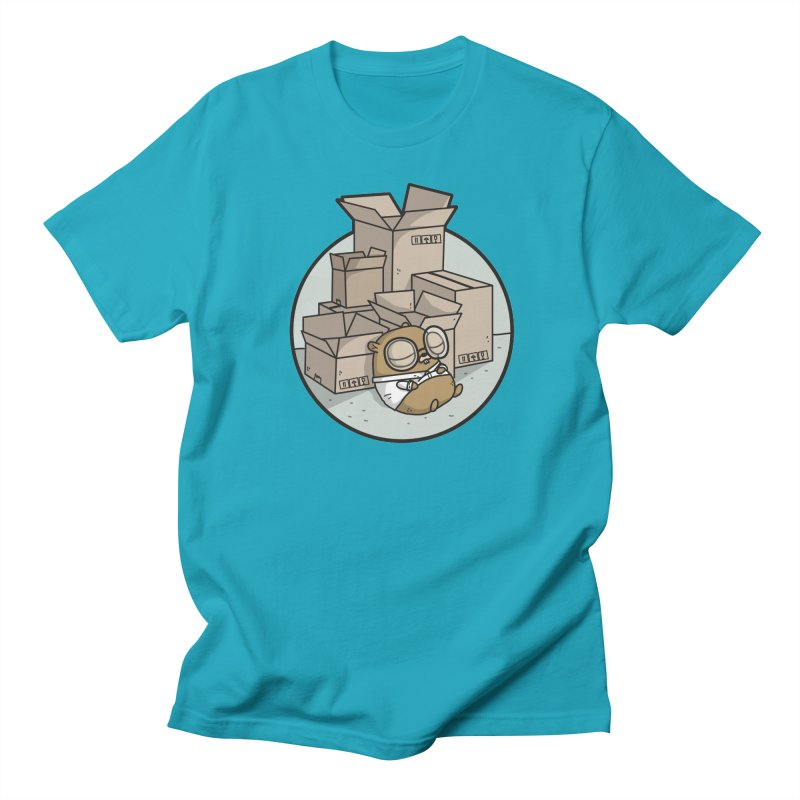 Go Packages Men's T-Shirt by Women Who Go
