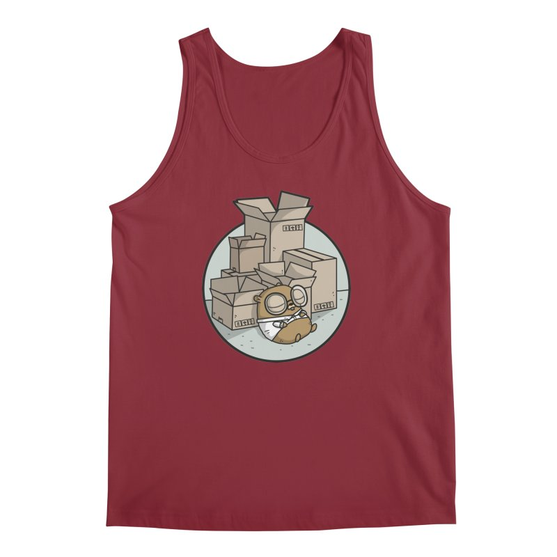 Go Packages Men's Regular Tank by Women Who Go