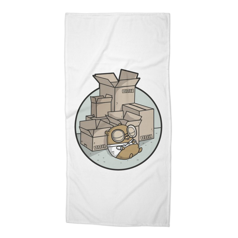 Go Packages Accessories Beach Towel by Women Who Go