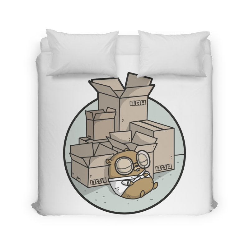 Go Packages Home Duvet by Women Who Go