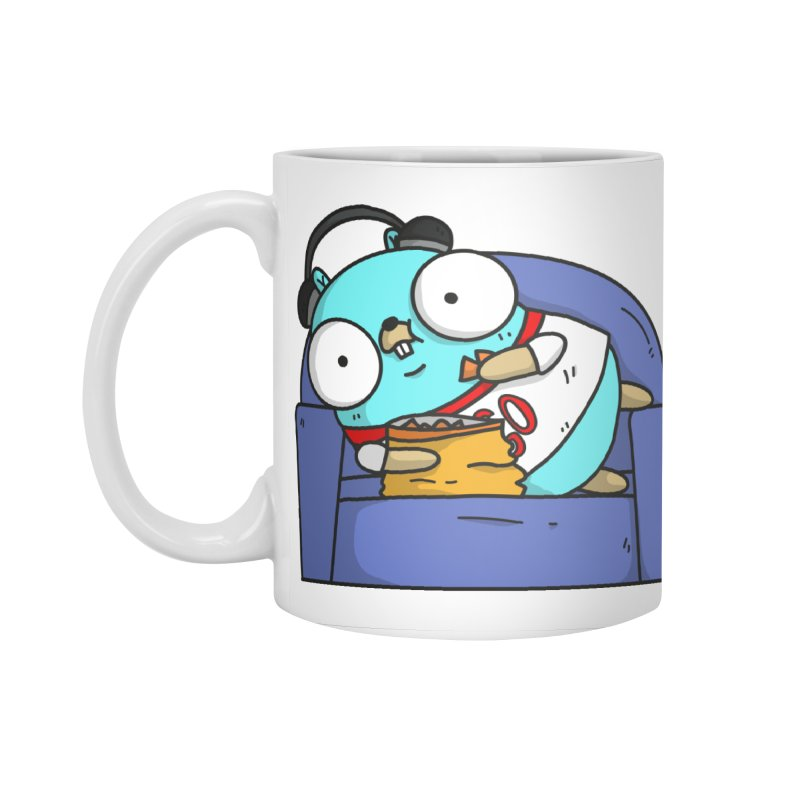 Lazy Gopher Accessories Mug by Women Who Go