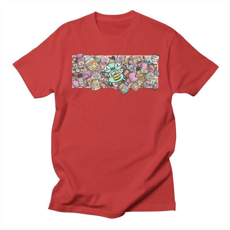 Gopher Snacks Women's Regular Unisex T-Shirt by Women Who Go