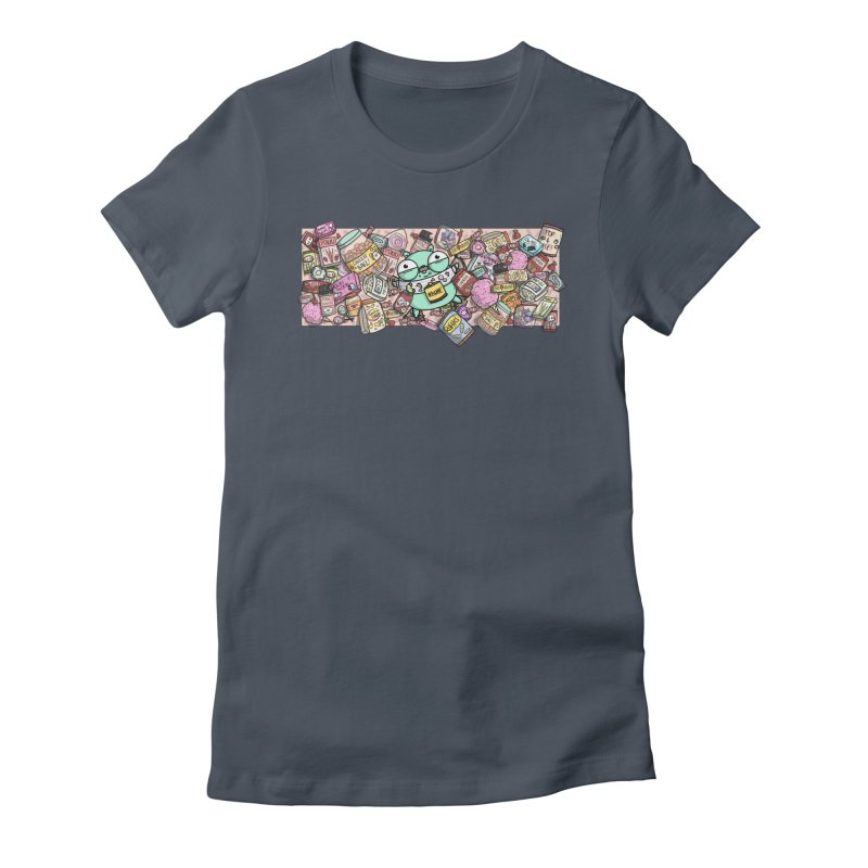 Gopher Snacks Women's T-Shirt by Women Who Go