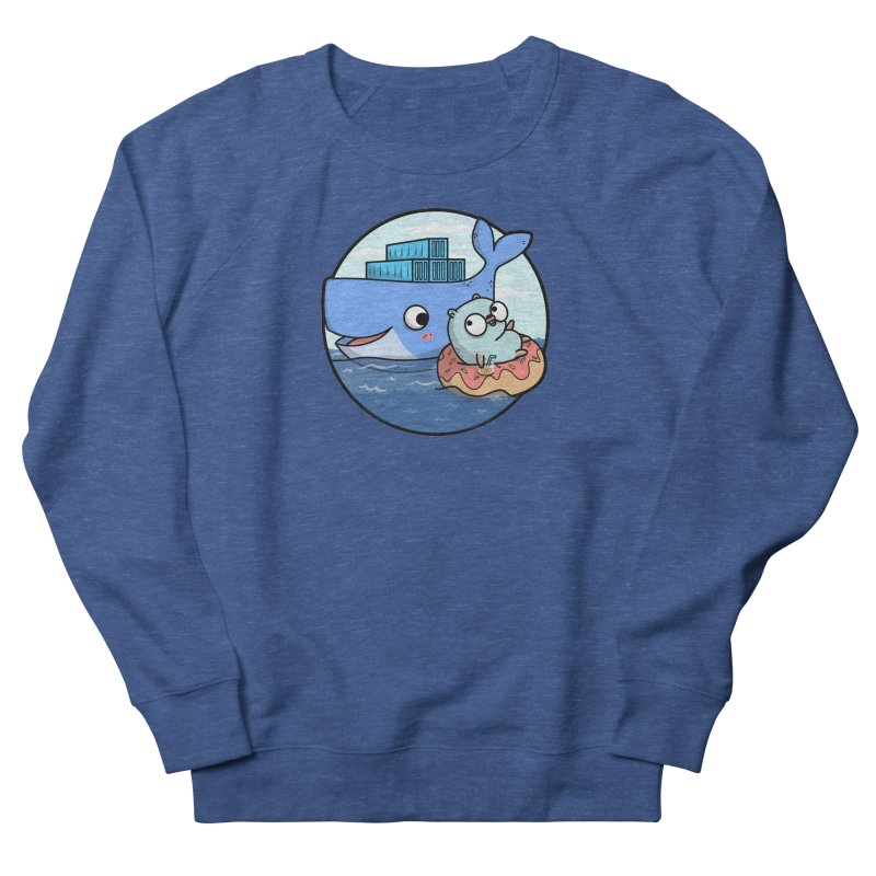 Gopher Docker Men's Sweatshirt by Women Who Go