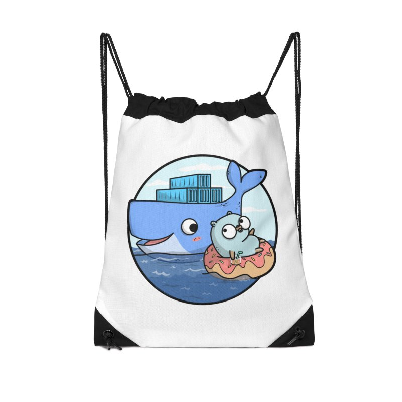 Gopher Docker Accessories Bag by Women Who Go
