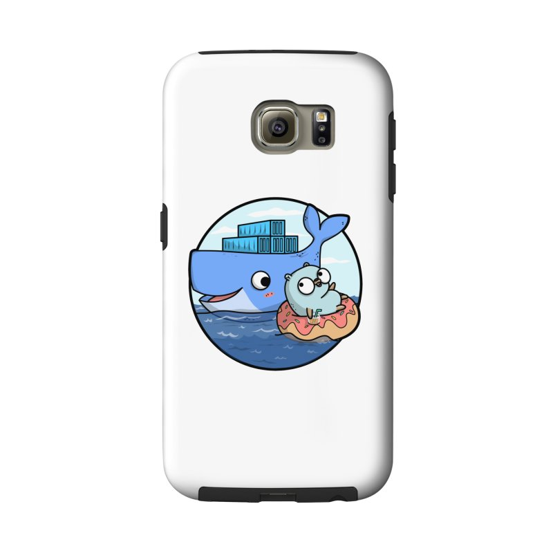 Gopher Docker Accessories Phone Case by Women Who Go