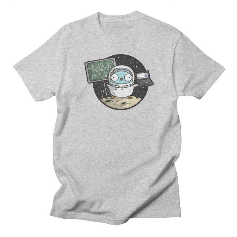 Go Mentor Men's T-Shirt by Women Who Go