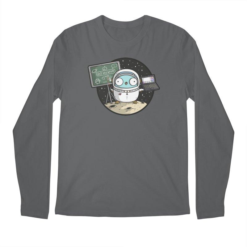 Go Mentor Men's Longsleeve T-Shirt by Women Who Go