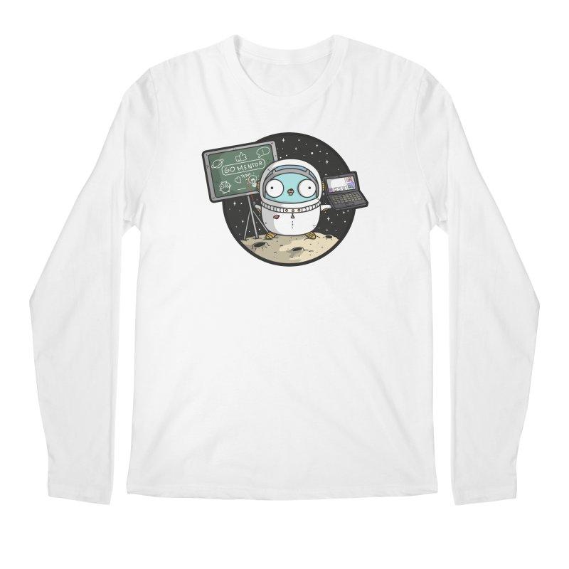 Go Mentor Men's Regular Longsleeve T-Shirt by Women Who Go