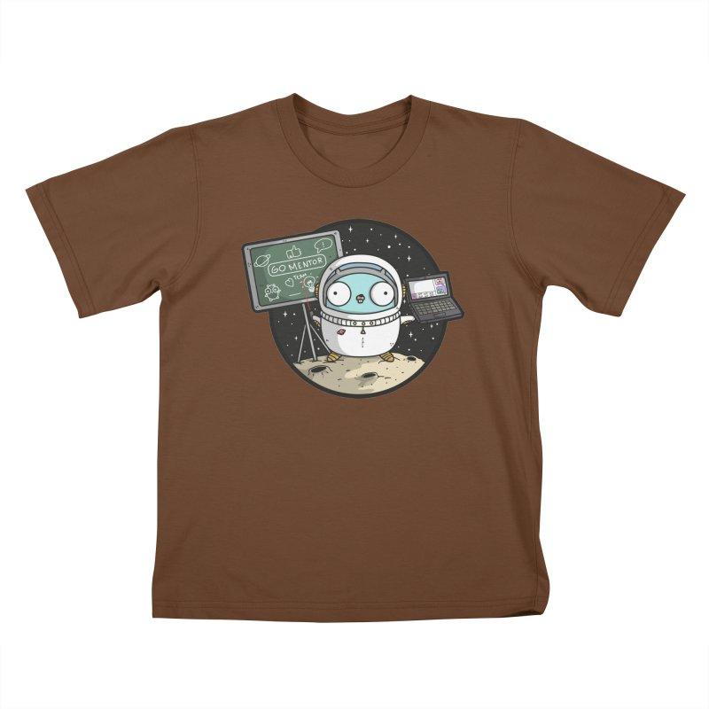 Go Mentor Kids T-Shirt by Women Who Go