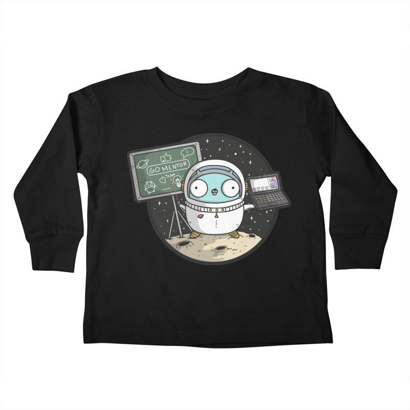 Go Mentor Kids Toddler Longsleeve T-Shirt by Women Who Go
