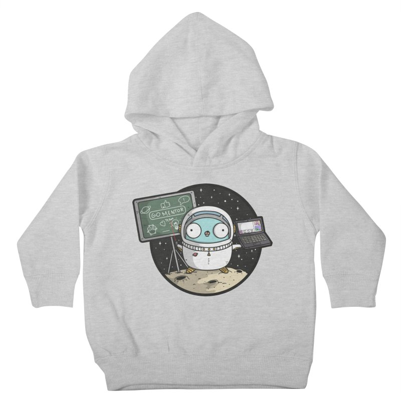 Go Mentor Kids Toddler Pullover Hoody by Women Who Go