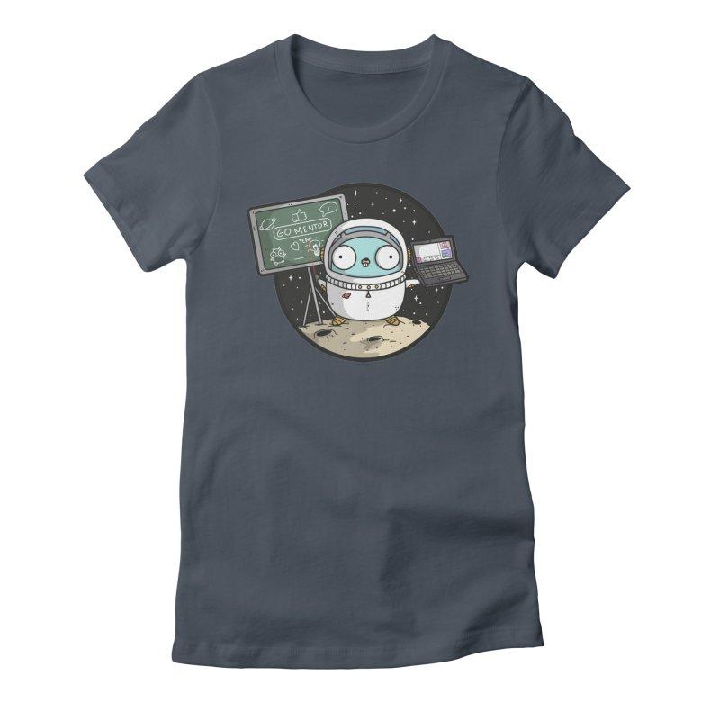 Go Mentor Women's T-Shirt by Women Who Go
