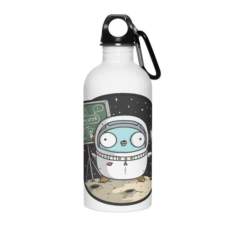 Go Mentor Accessories Water Bottle by Women Who Go