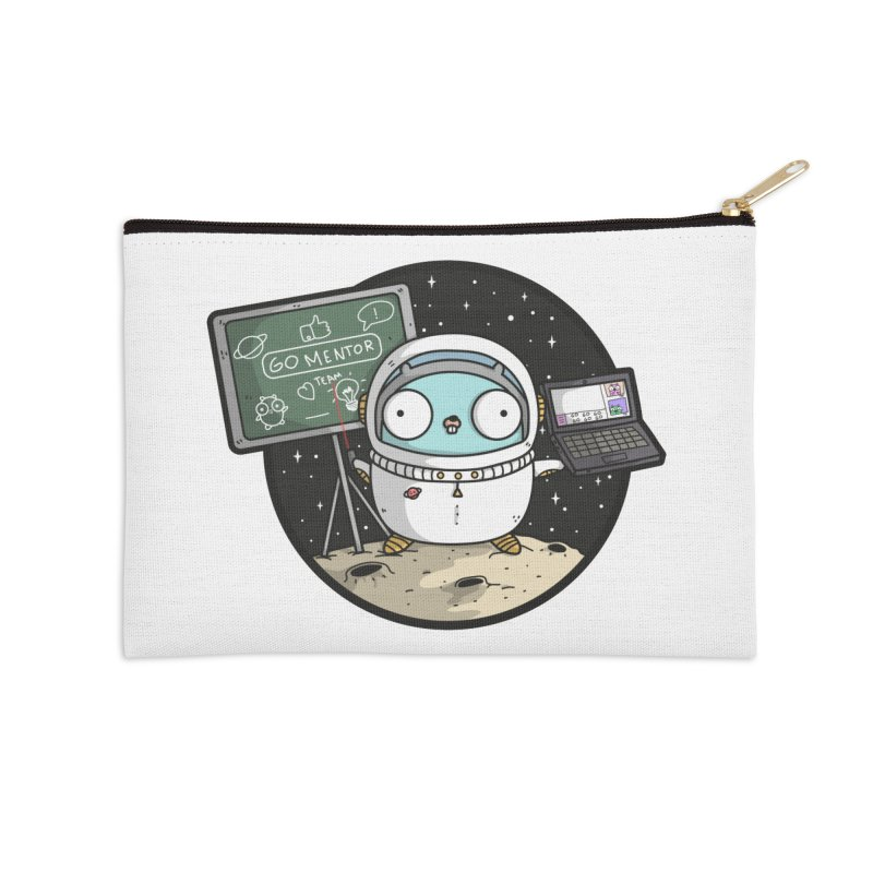 Go Mentor Accessories Zip Pouch by Women Who Go