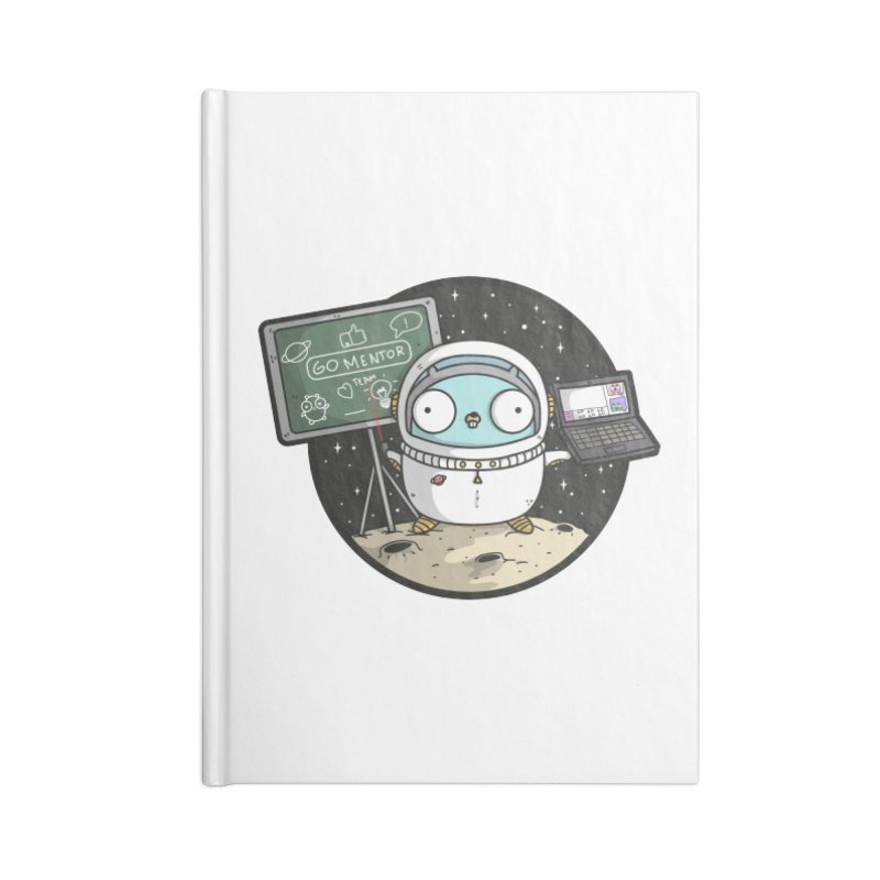 Go Mentor Accessories Notebook by Women Who Go