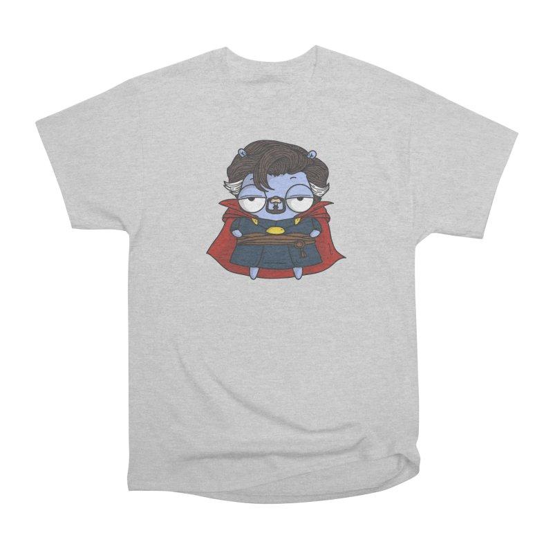 Gopher Strange Men's Heavyweight T-Shirt by Women Who Go